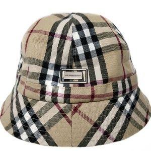 BURBERRY Nova Check Vintage Bucket Hat